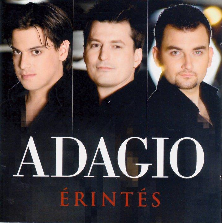 Adagio - Érintés CD