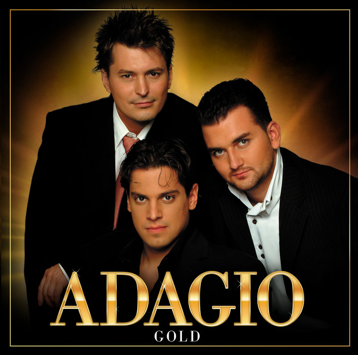 Adagio - Gold CD