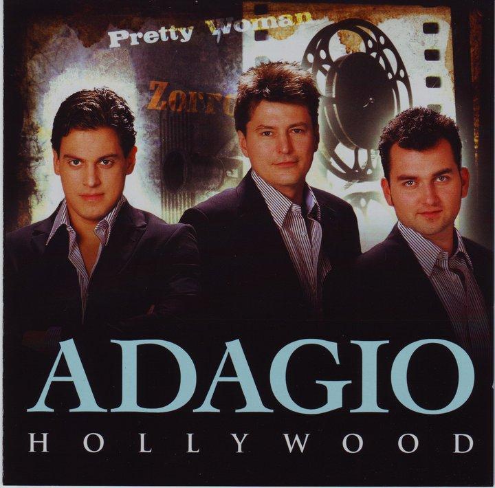 Adagio - Hollywood CD