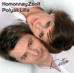Homonnay Zsolt - Polyák Lilla - Ketten CD