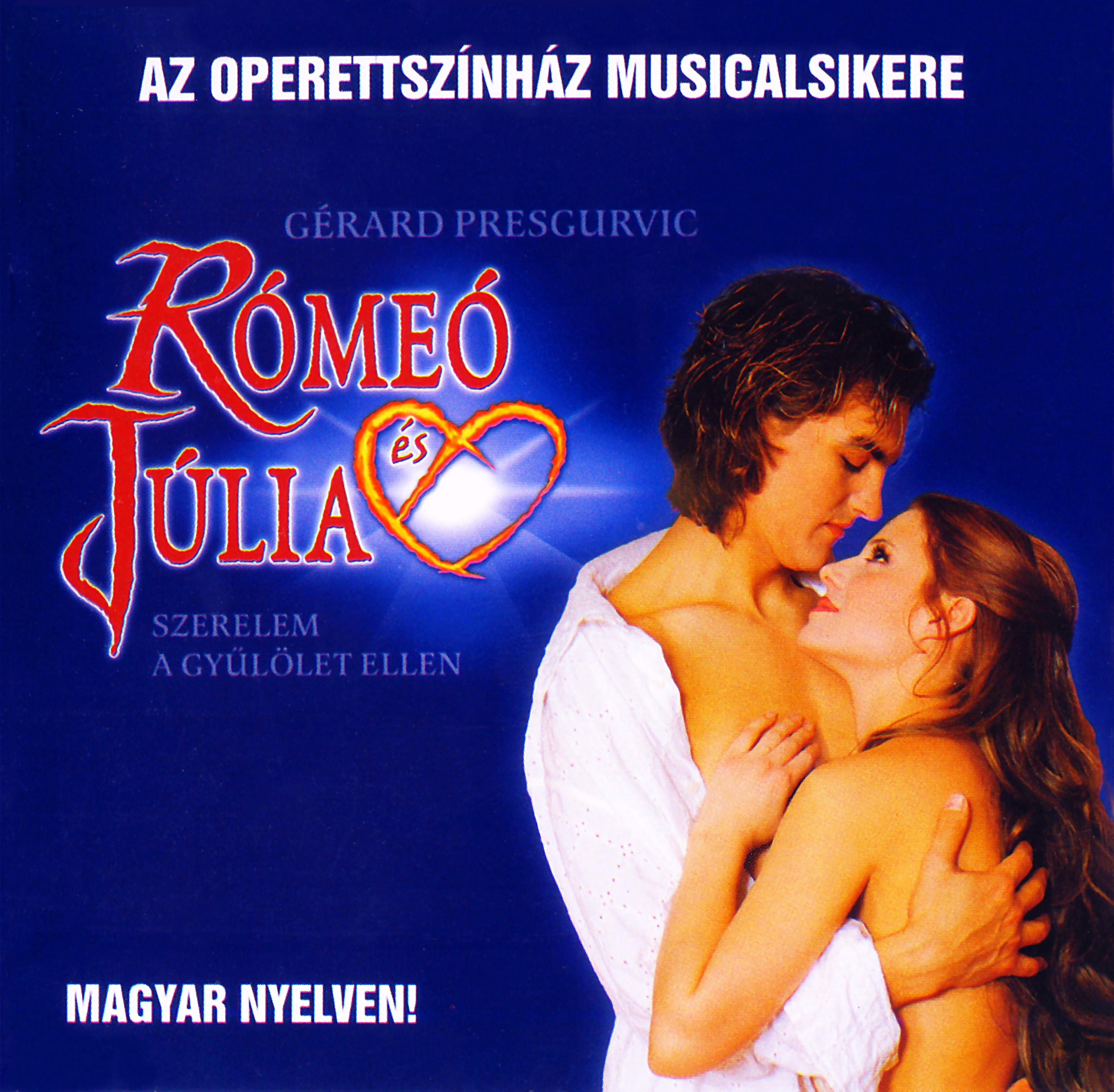 Rómeó & Júlia Musical CD